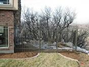 Iron Fence 8