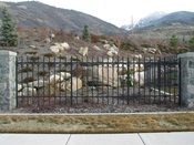 Iron Fence 10