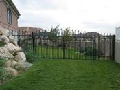 Iron Fence 27