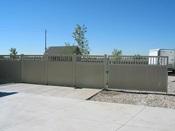 Vinyl Fence 9