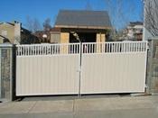 Vinyle Fence 11