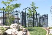 Iron Fence 33