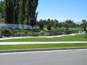 Iron Fence 25