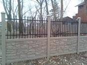 Simtek Fence 10