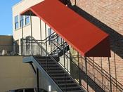 Stairway Awning