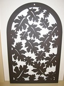 Leaf Tombstone Vent Cover