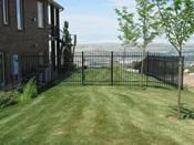 Iron Fence 18